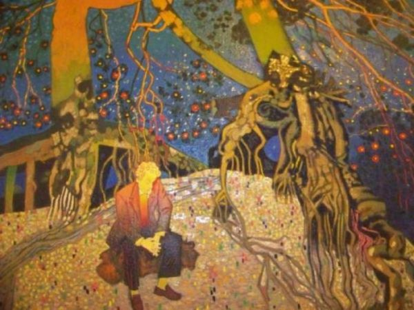 Картины Зарецкого - оценить, продать, скупка
