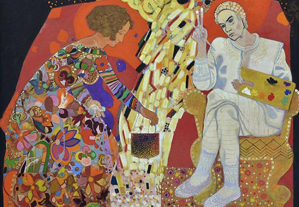 Картины Зарецкого продать Киев, Харьков, Одесса
