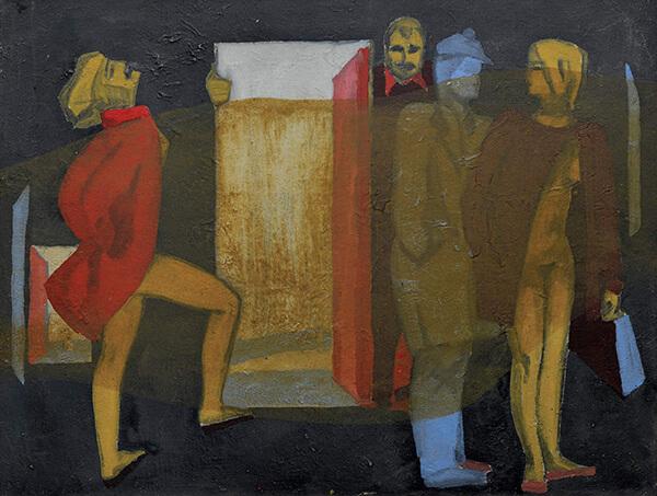 Картины Сычева продать, оценка, скупка