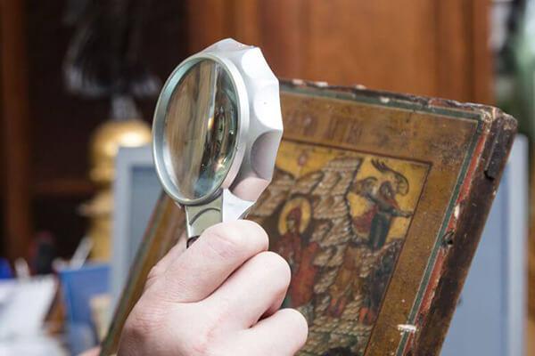 Оценка икон по фото онлайн