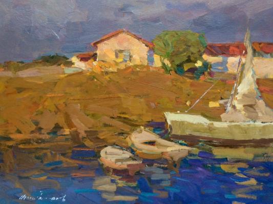 Картины Захарова продать, оценка, скупка