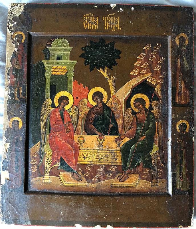 Продать икону в Киеве